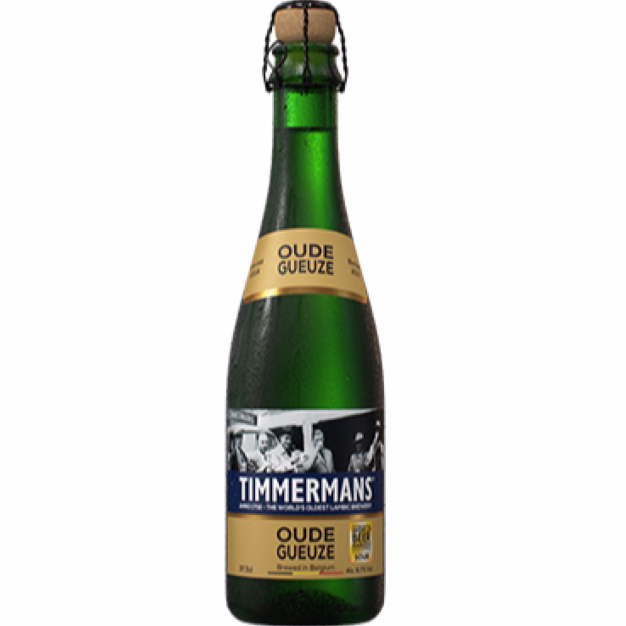 Timmermans Oude Gueuze 6.7% 375ml