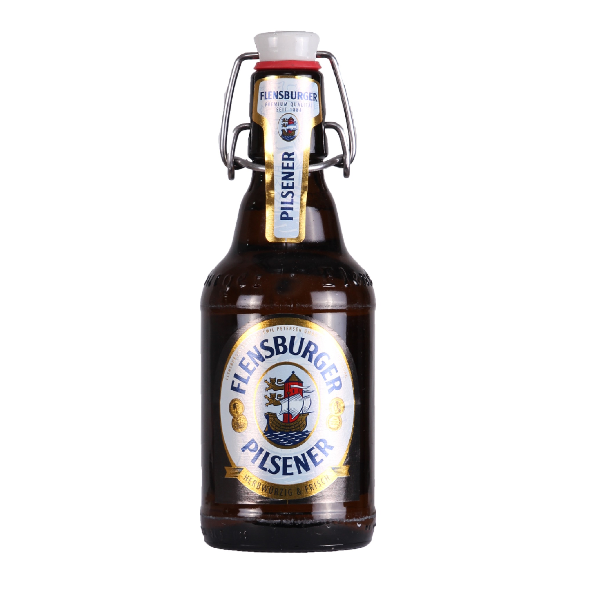 Flensburger Pilsner 4.8% 330ml
