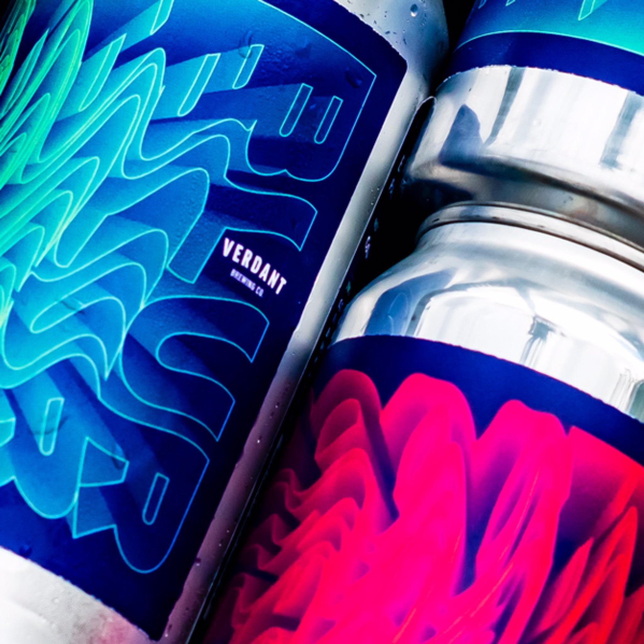 Blended Blur - Pale Ale 4.8% 440ml Verdant Brewing