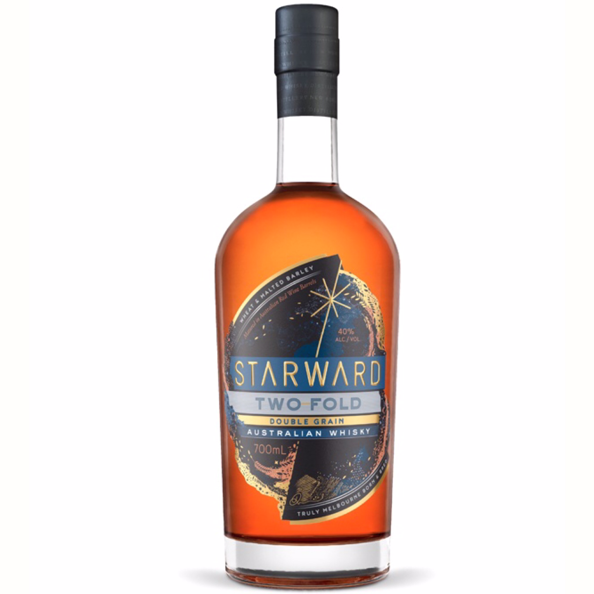 Starward Two Fold Australian Whisky 40% 700ml