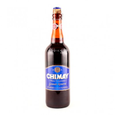 Chimay Grande Reserve 9% 750ml Trappist Beer