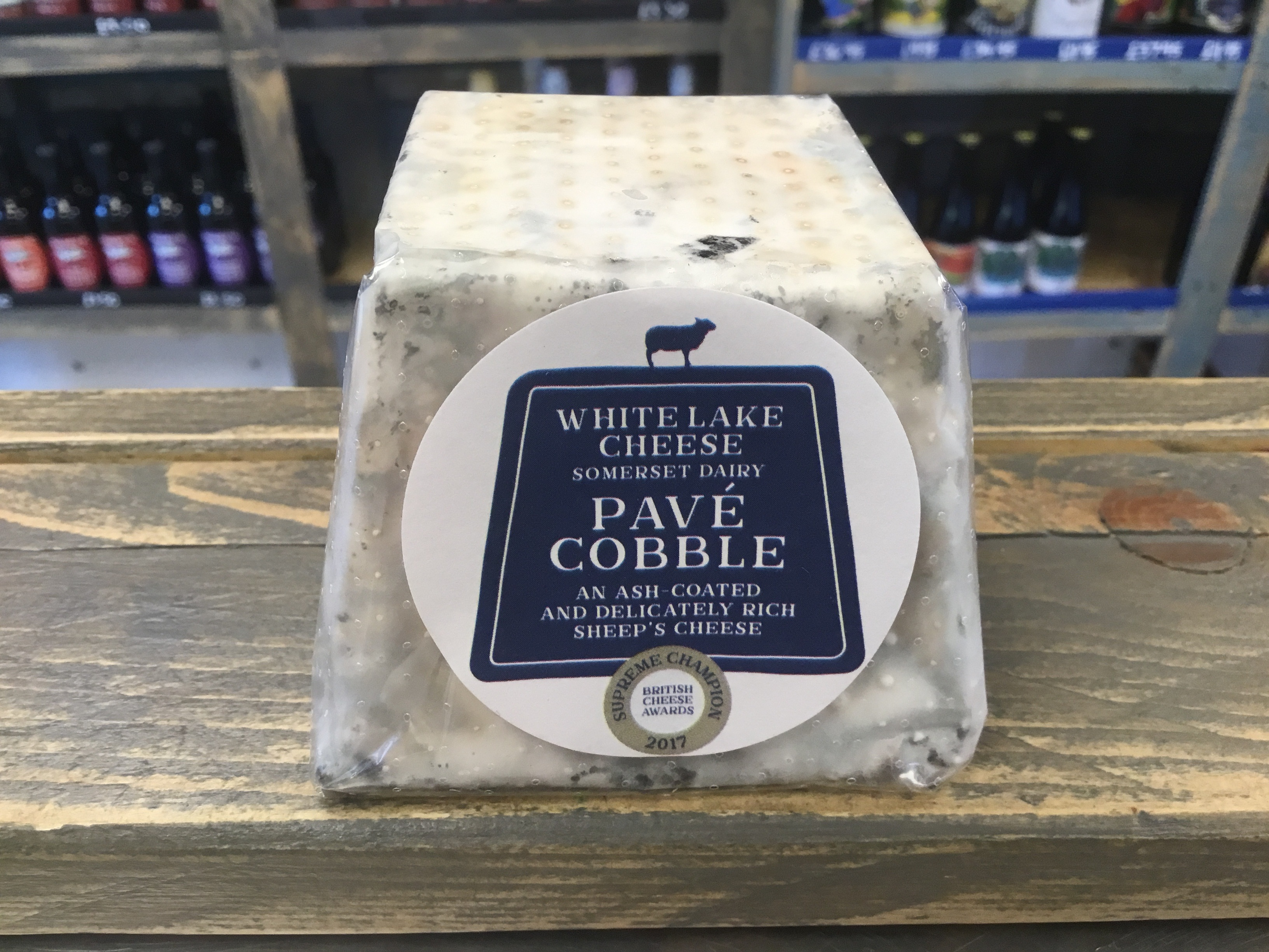 Pave Cobble Soft Ewes Cheese 200g