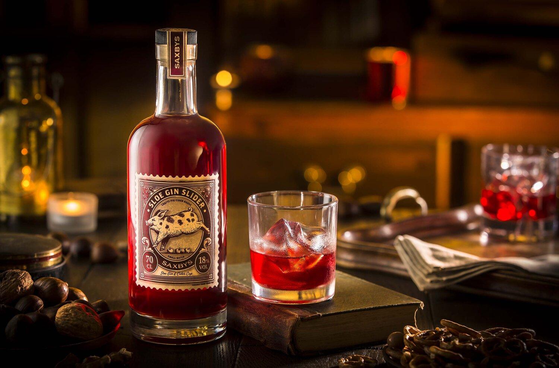 Saxby's Sloe Gin Slider 18% 700ml