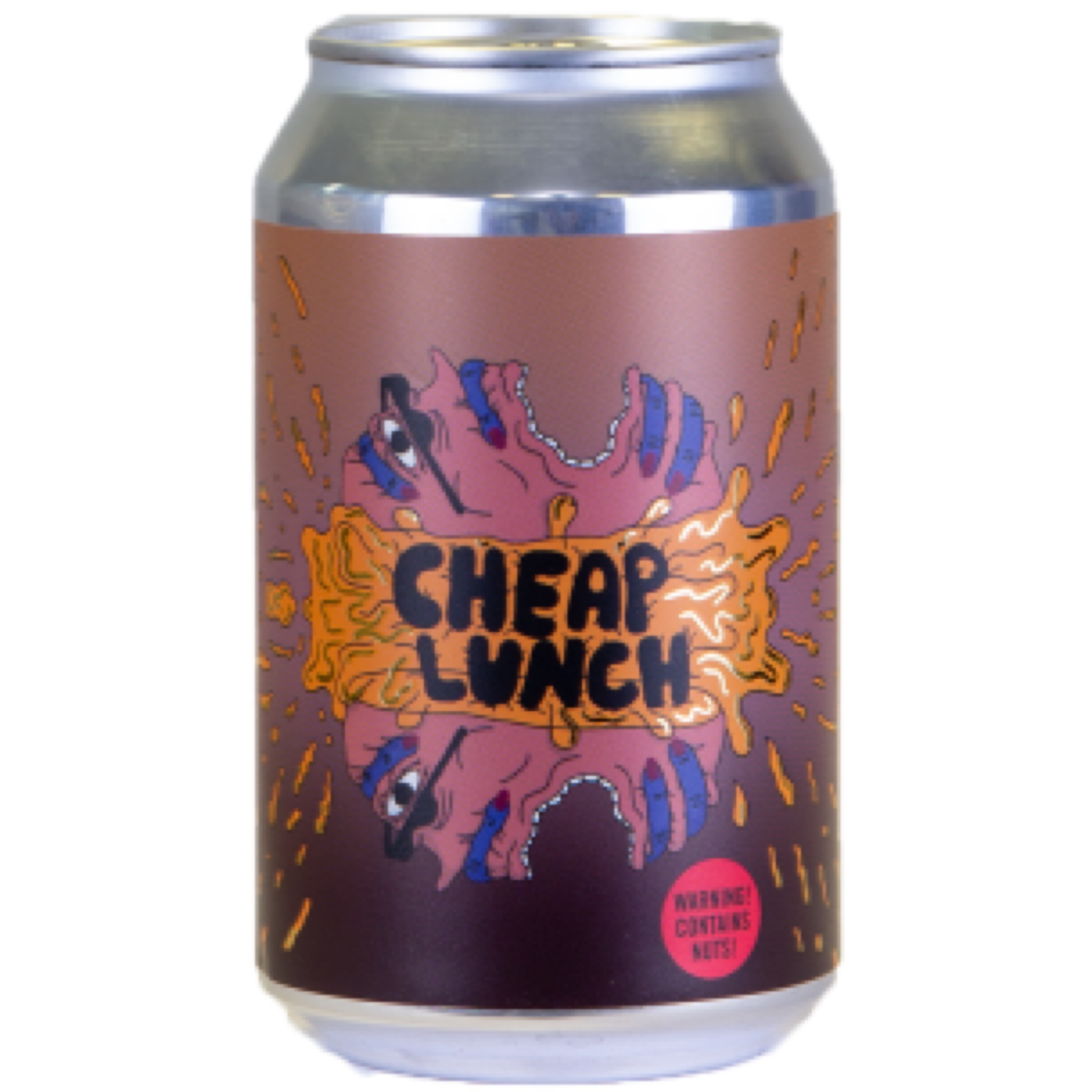 Cheap Lunch Imp Stout 14% 330ml Lervig x Track