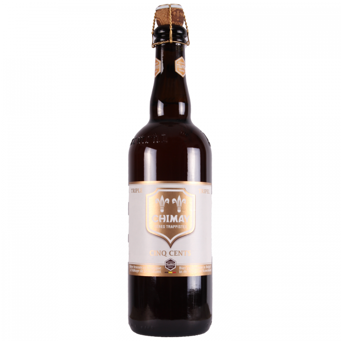 Chimay Cinq Cents Triple 8% 750ml Trappist Beer