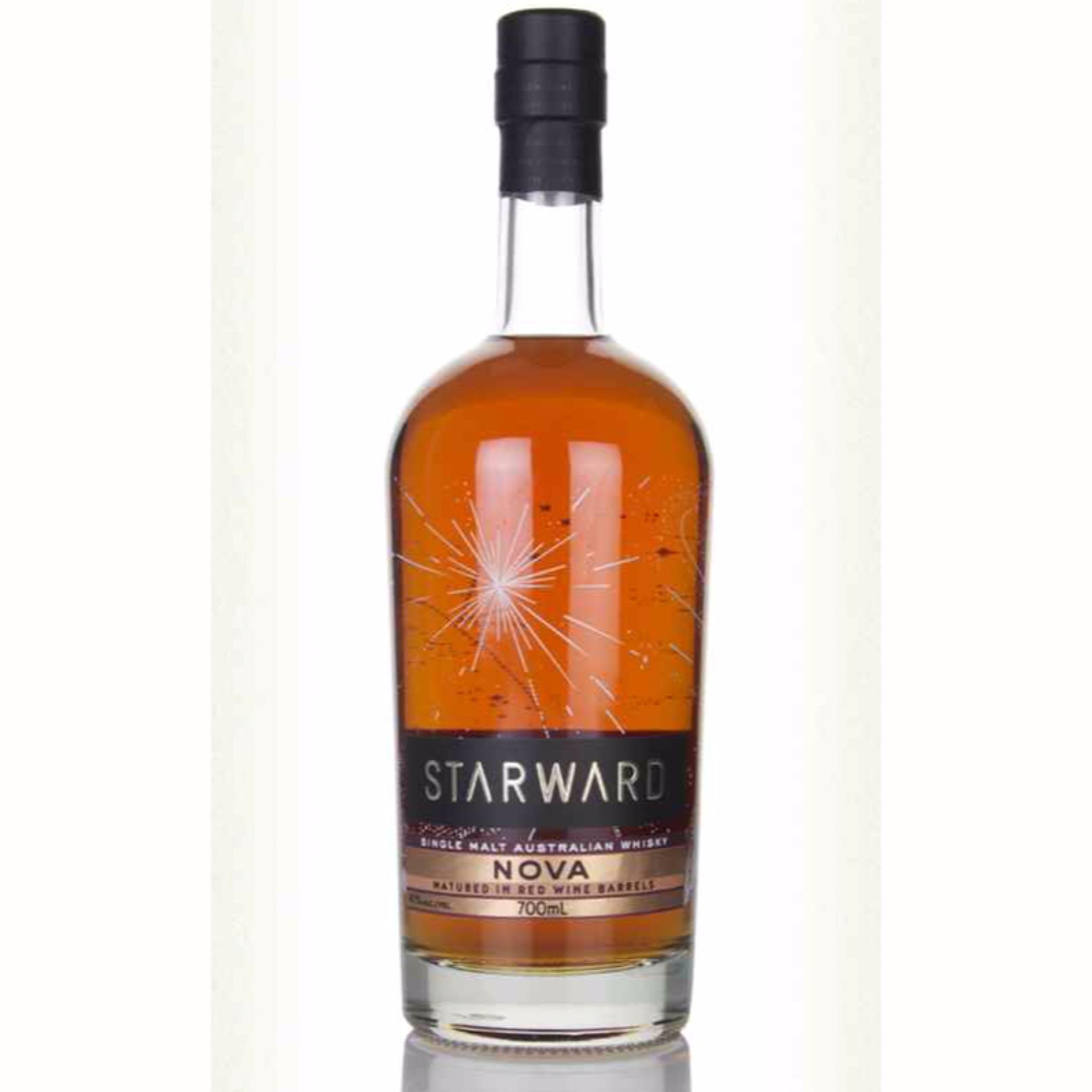 Starward Nova Single Malt Australian Whisky 41% 700ml