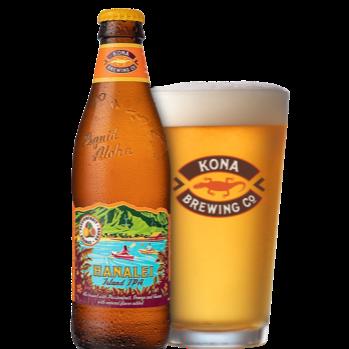 Hanalei Island IPA 4.5% 355ml Kona Brewing