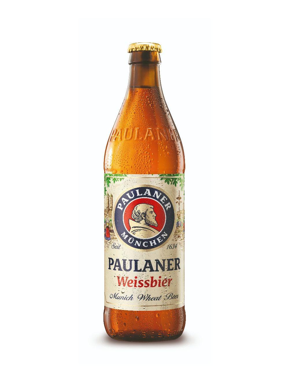 Paulaner Hefe Weisse 5.5% 500ml