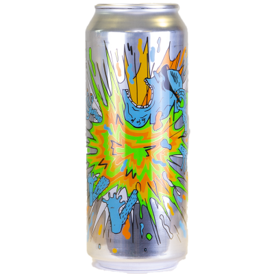 Supersonic DDH DIPA 8.5% 500ml Lervig Brewing