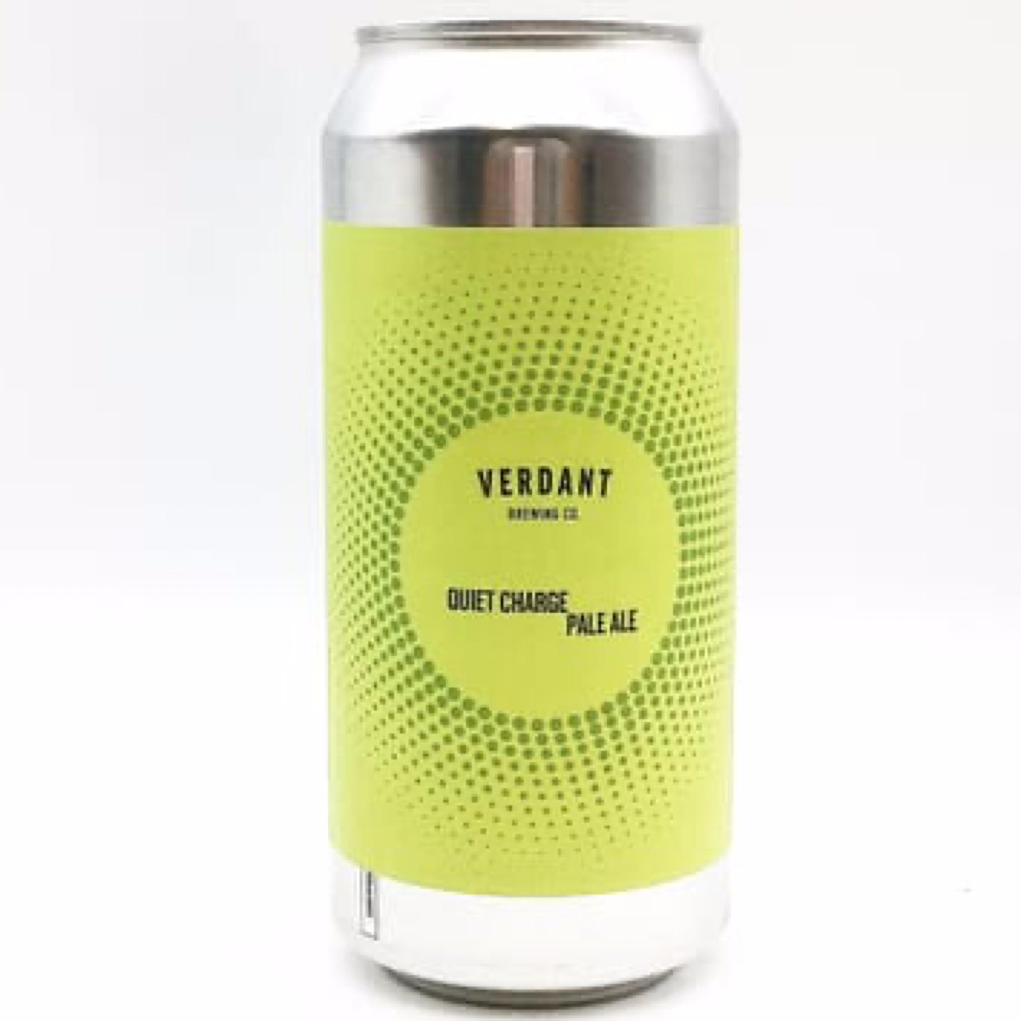 Quiet Charge Pale Ale 4.5% 440ml Verdant Brewing