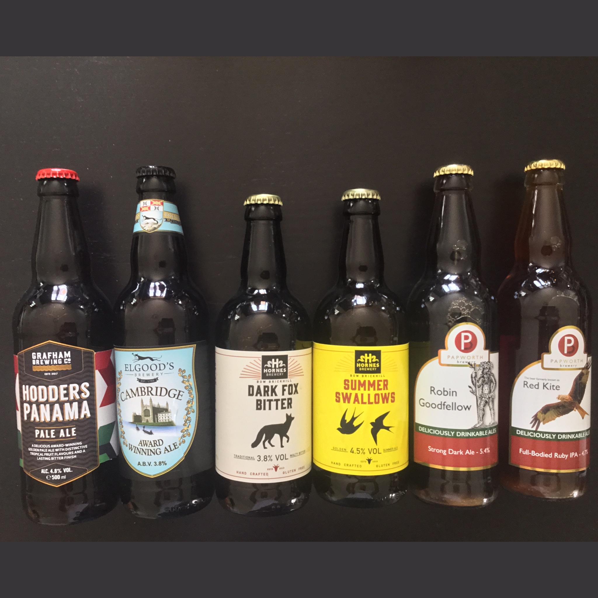 Local Beer Box 6x500ml