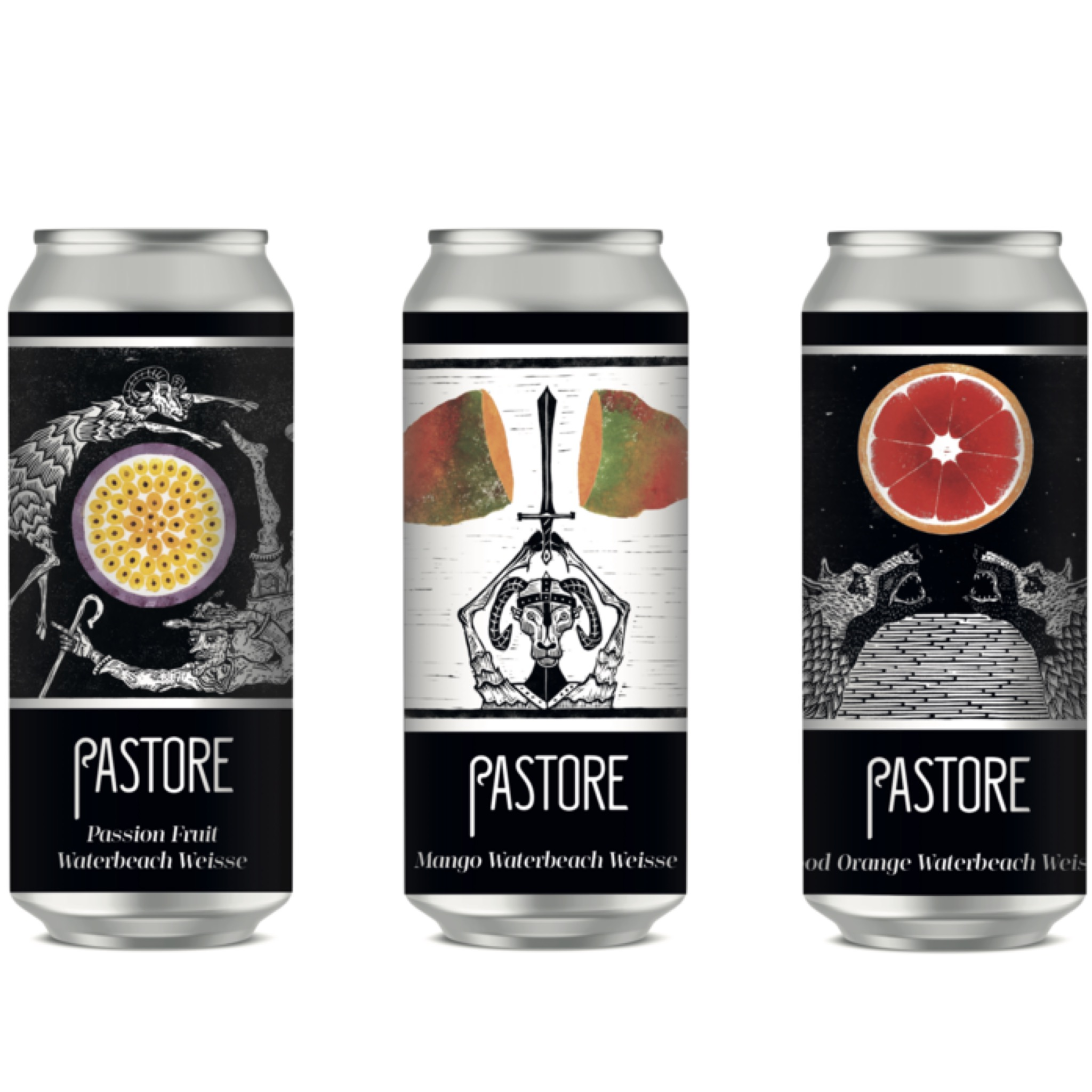 Pastore Brewing Waterbeach Weisse Mixed 6 Pack