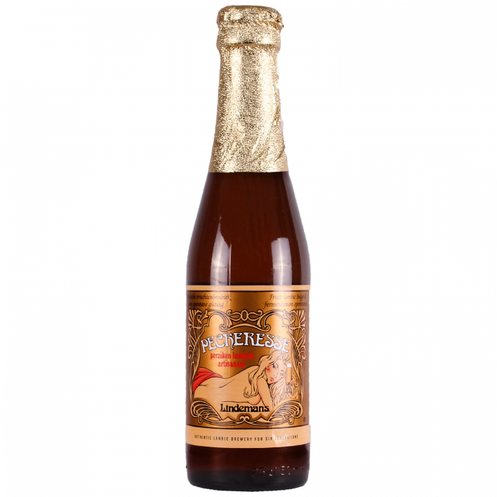 Lindemans Peach 2.5% 355ml Lambic, Wild & Sour