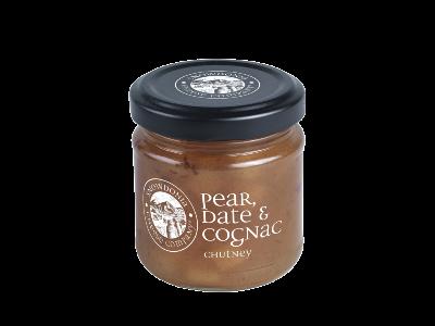 Pear, Date & Congnac Chutney 114g