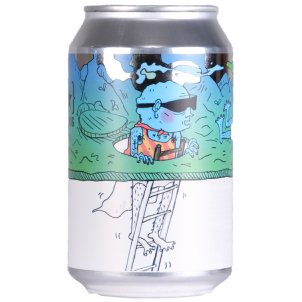 No Worries Alcohol Free IPA 0.5% 330ml Lervig Brewing