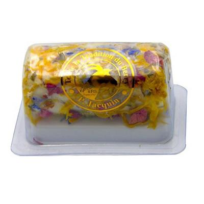 Honey & Flower Goat Log 100g