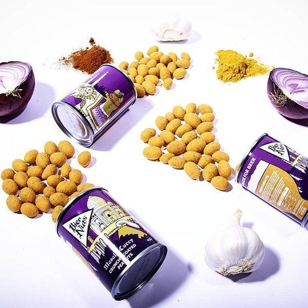 Bier Nuts Masala Flavour 45g