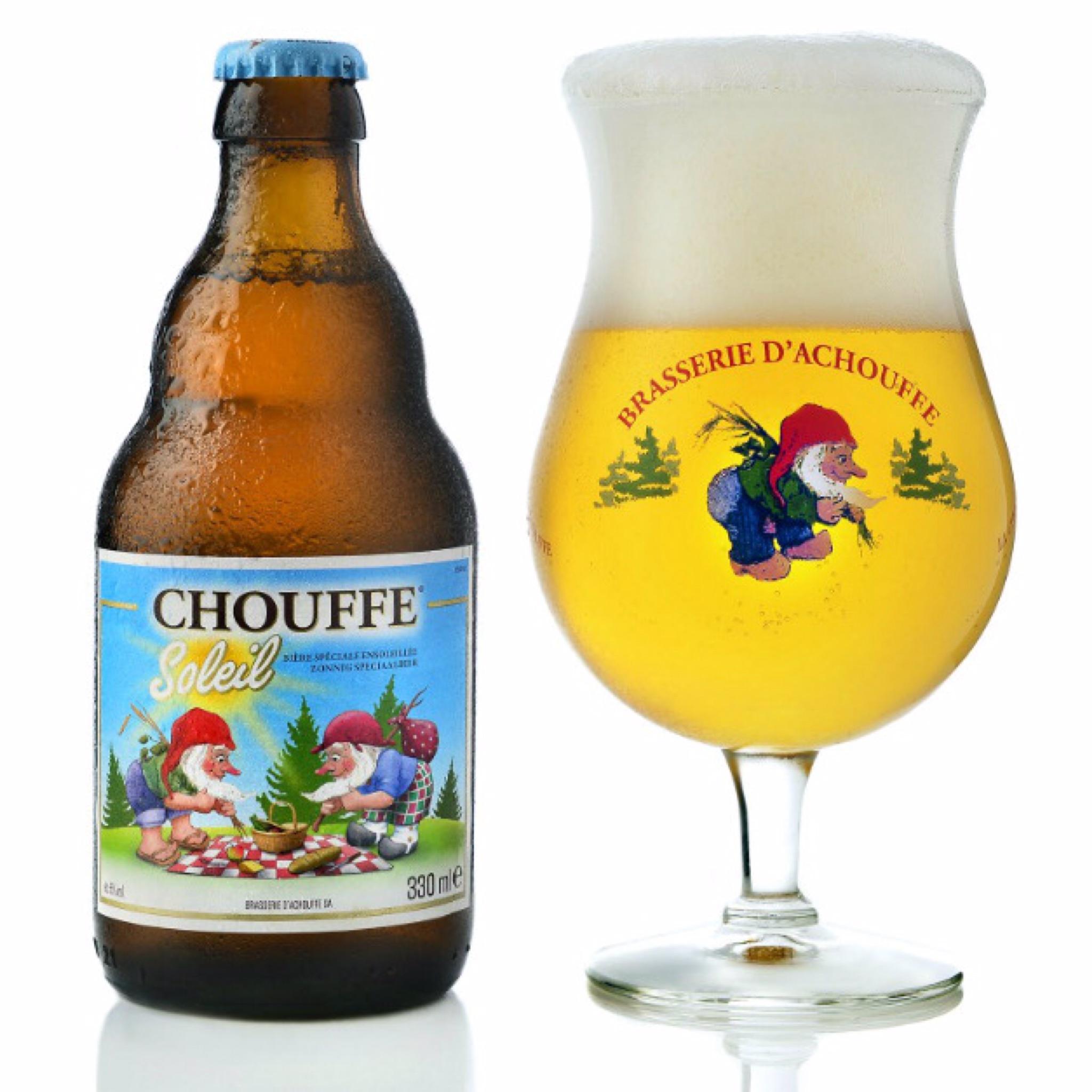 La Chouffe Soleil Blond 6% 330ml
