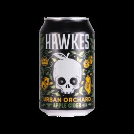 Hawkes Urban Orchard Cider 4.5% 330ml