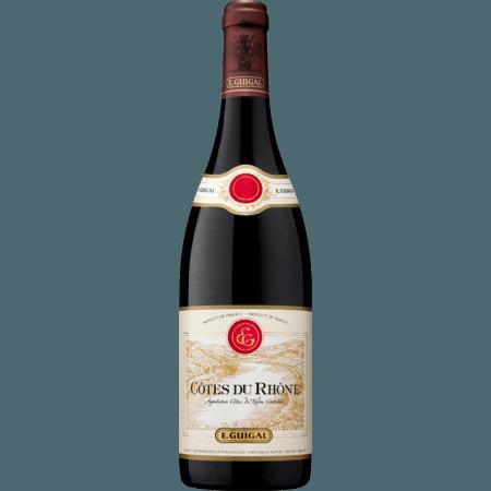 Côtes du Rhône Red 2015 14.5% 750ml E.GUIGAL