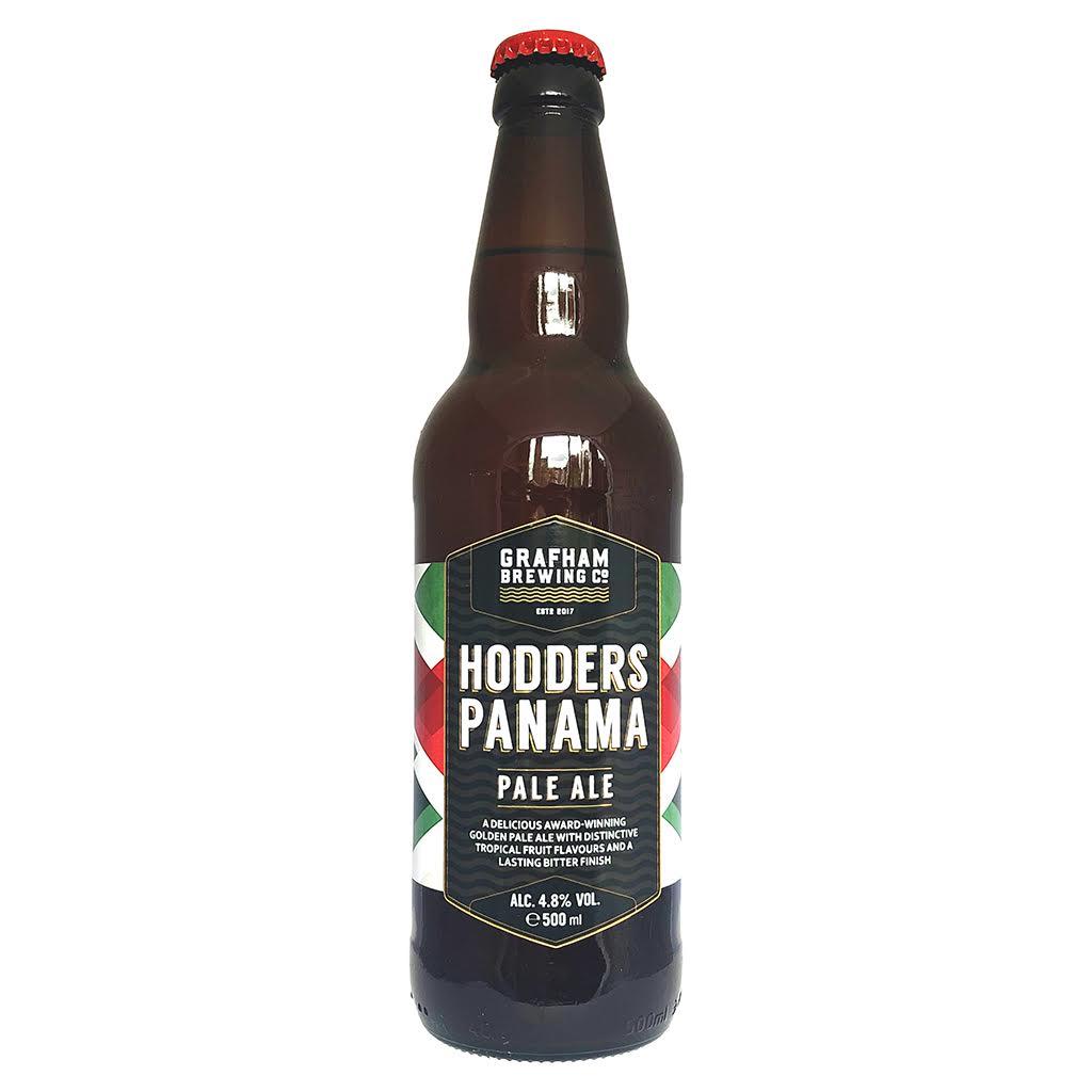 Hodders Panama Pale Ale 4.8% 500ml/6x500ml Grafham Brewing Co