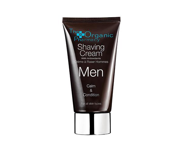 MEN Shaving Cream - 75 ml - The Organic Pharmacy