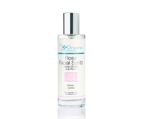 Rose Facial Spritz - 100 ml - The Organic Pharmacy
