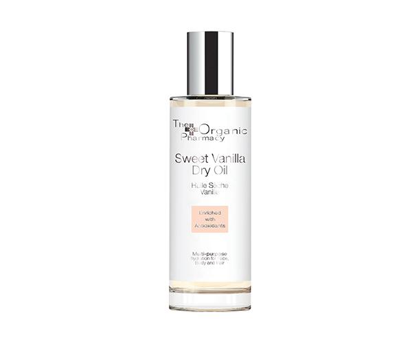 Sweet Vanilla Dry Oil - 100 ml - The Organic Pharmacy