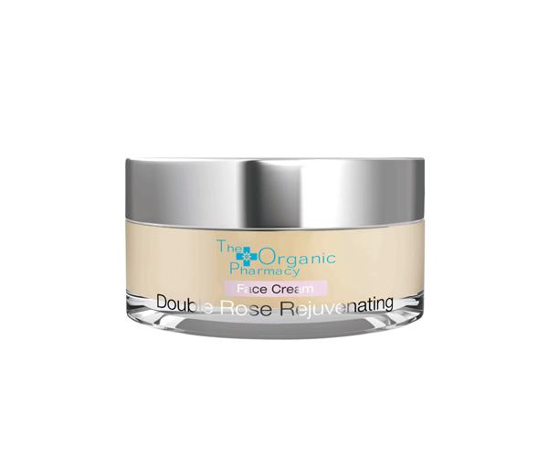 Double Rose Rejuvenating Face Cream - 50 ml - The Organic Pharmacy