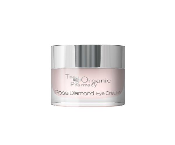 Rose Diamond Eye Cream - 10 ml - The Organic Pharmacy