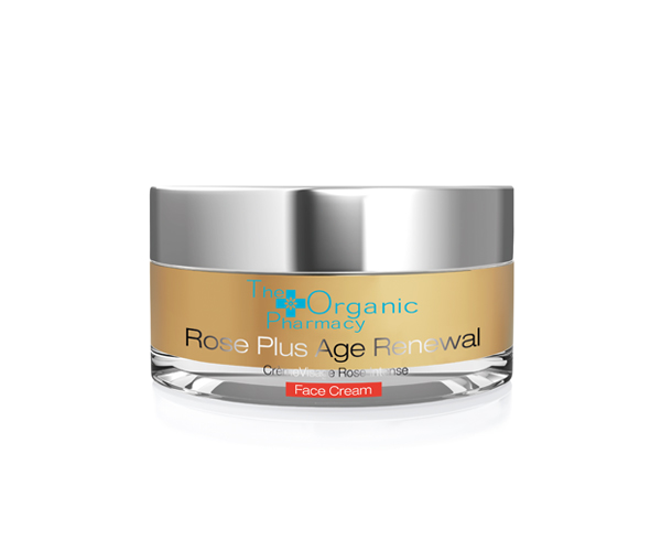 Rose Plus Age Renewal Face Cream - 50 ml - The Organic Pharmacy