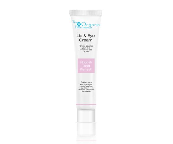 Lip & Eye Cream - 10 ml - The Organic Pharmacy