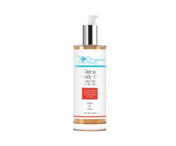 Detox Cellulite Body Oil - 100 ml - The Organic Pharmacy