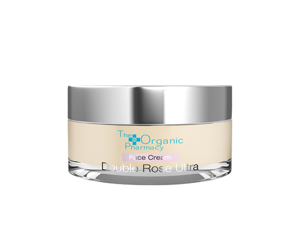 Double Rose Ultra Face Cream - 50 ml - The Organic Pharmacy