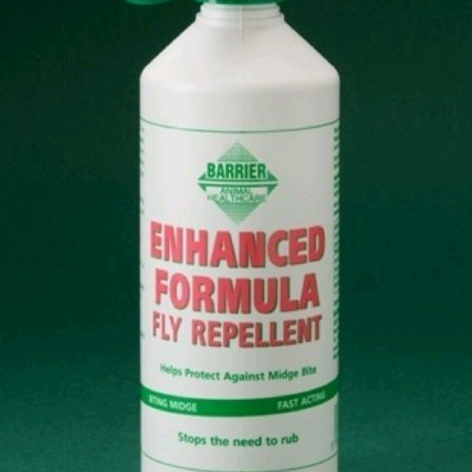 Barrier Enhanced Formula Fly Repellant