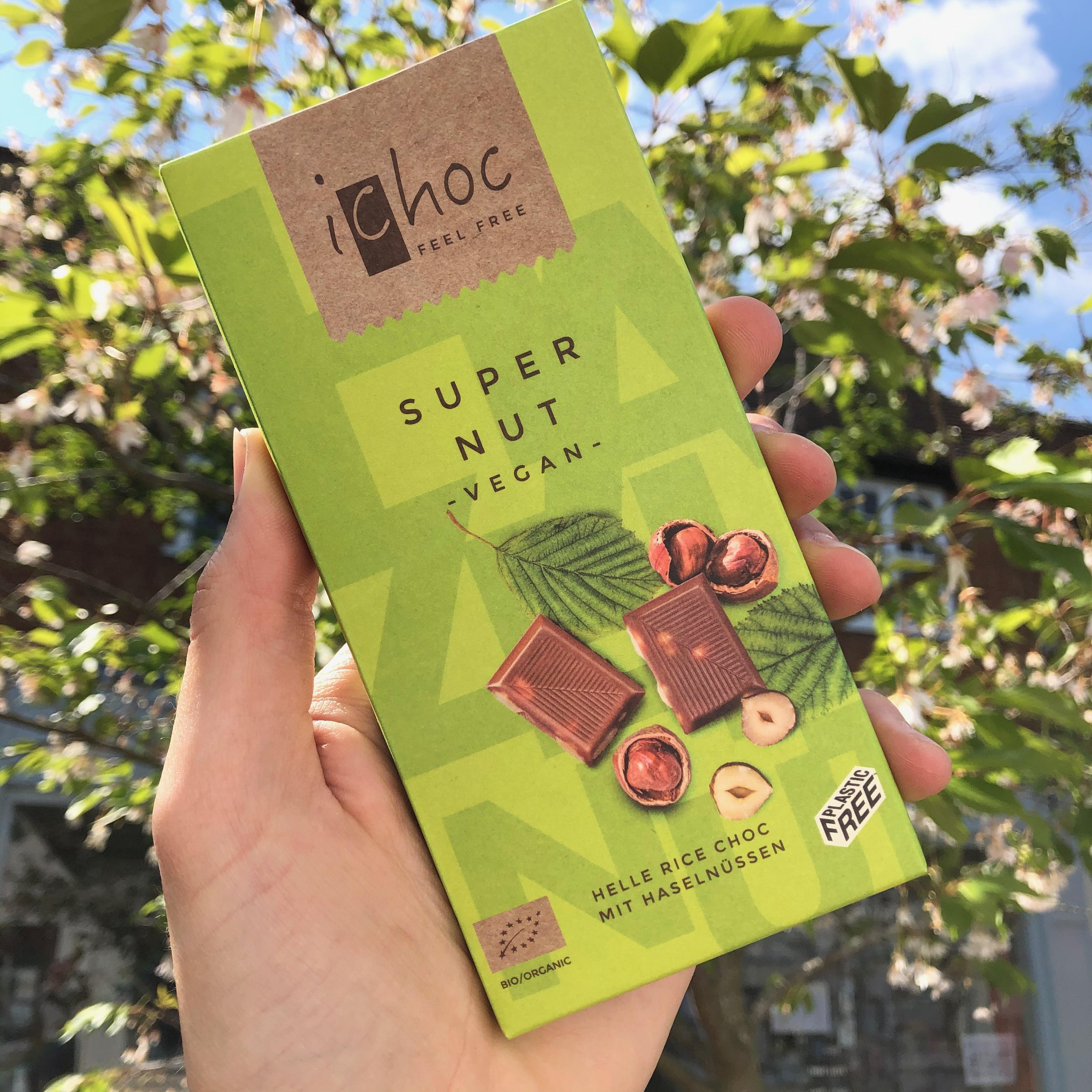 I Choc Super Nut 80g