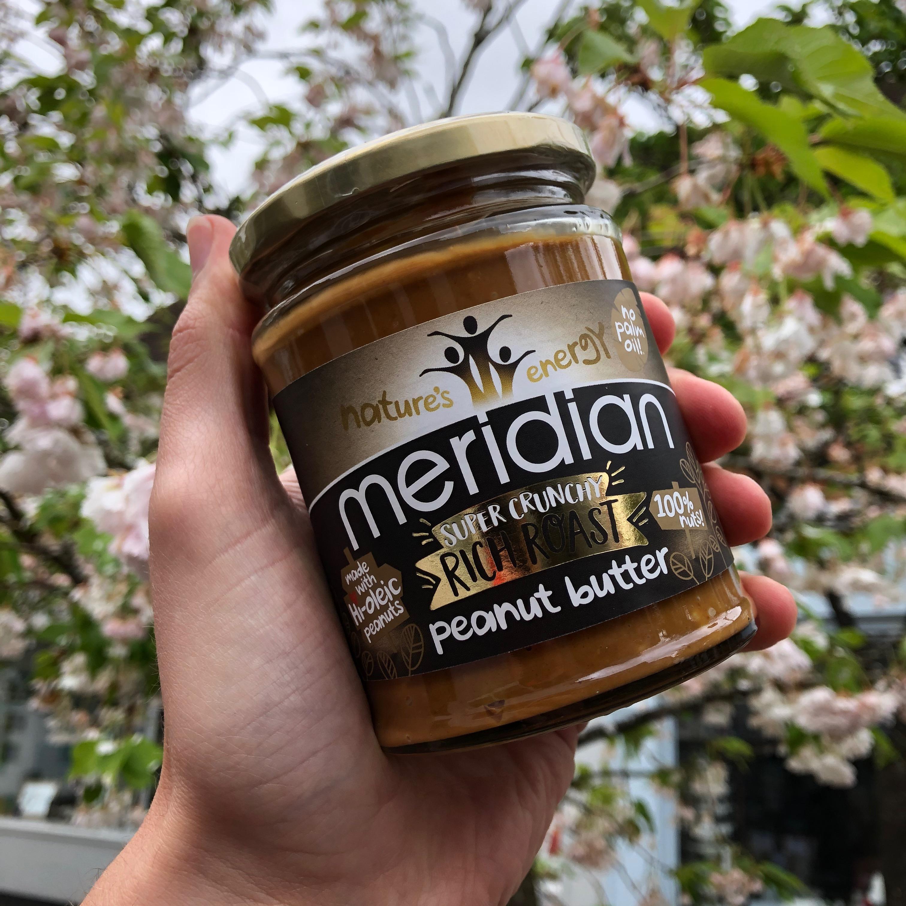 Meridian Super Crunchy Rich Roast (280g)