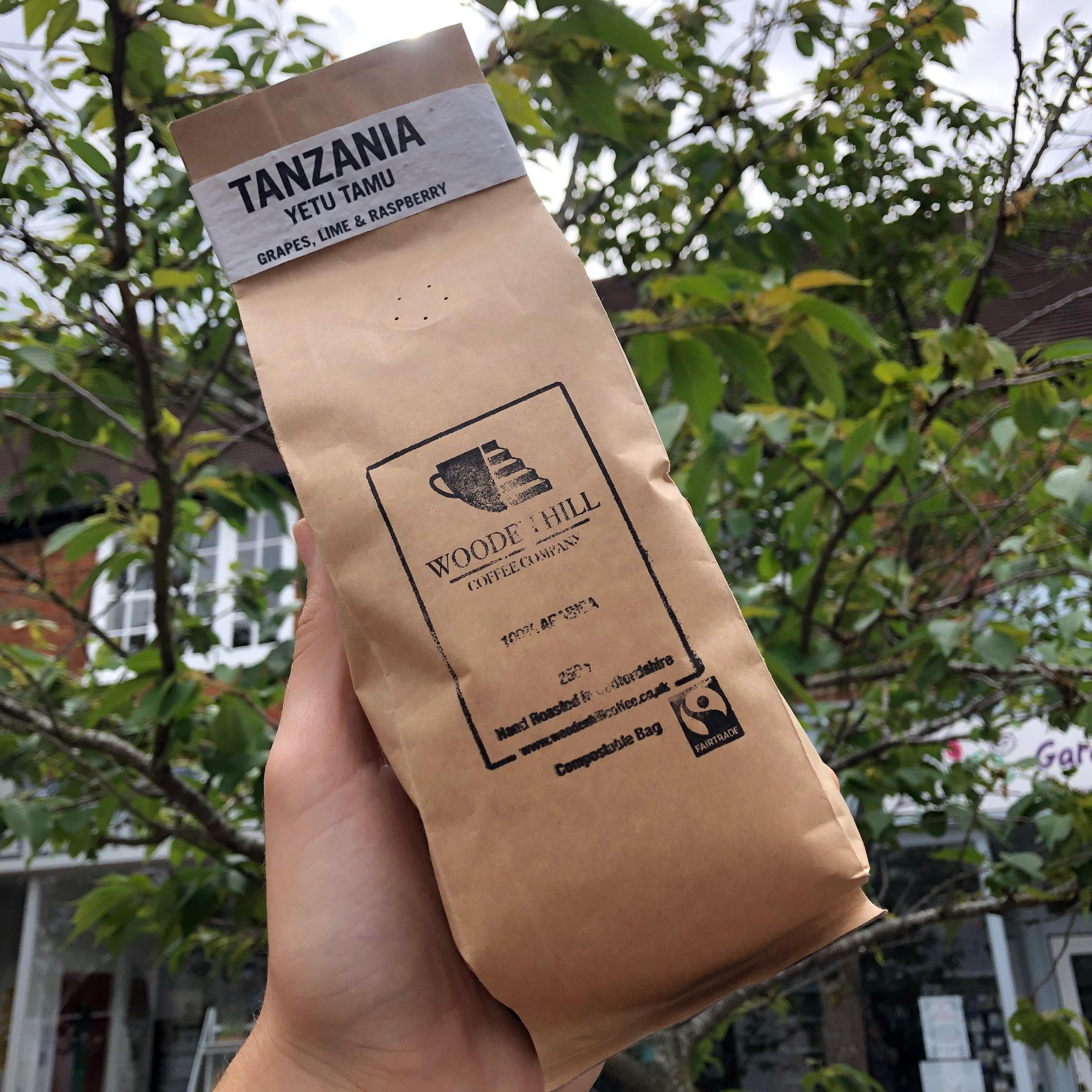 Wooden Hill Tanzanian Coffee Beans 250g