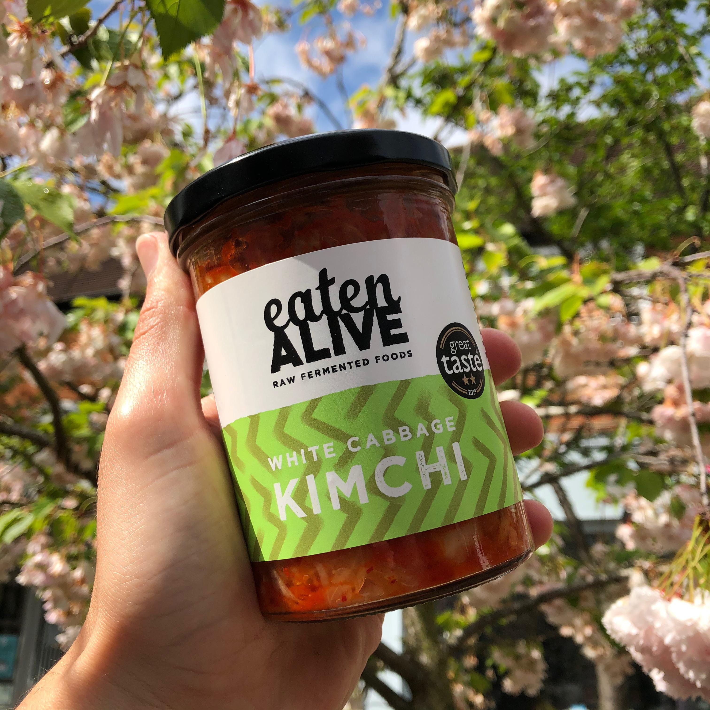 Eaten Alive White Kimchi 375g
