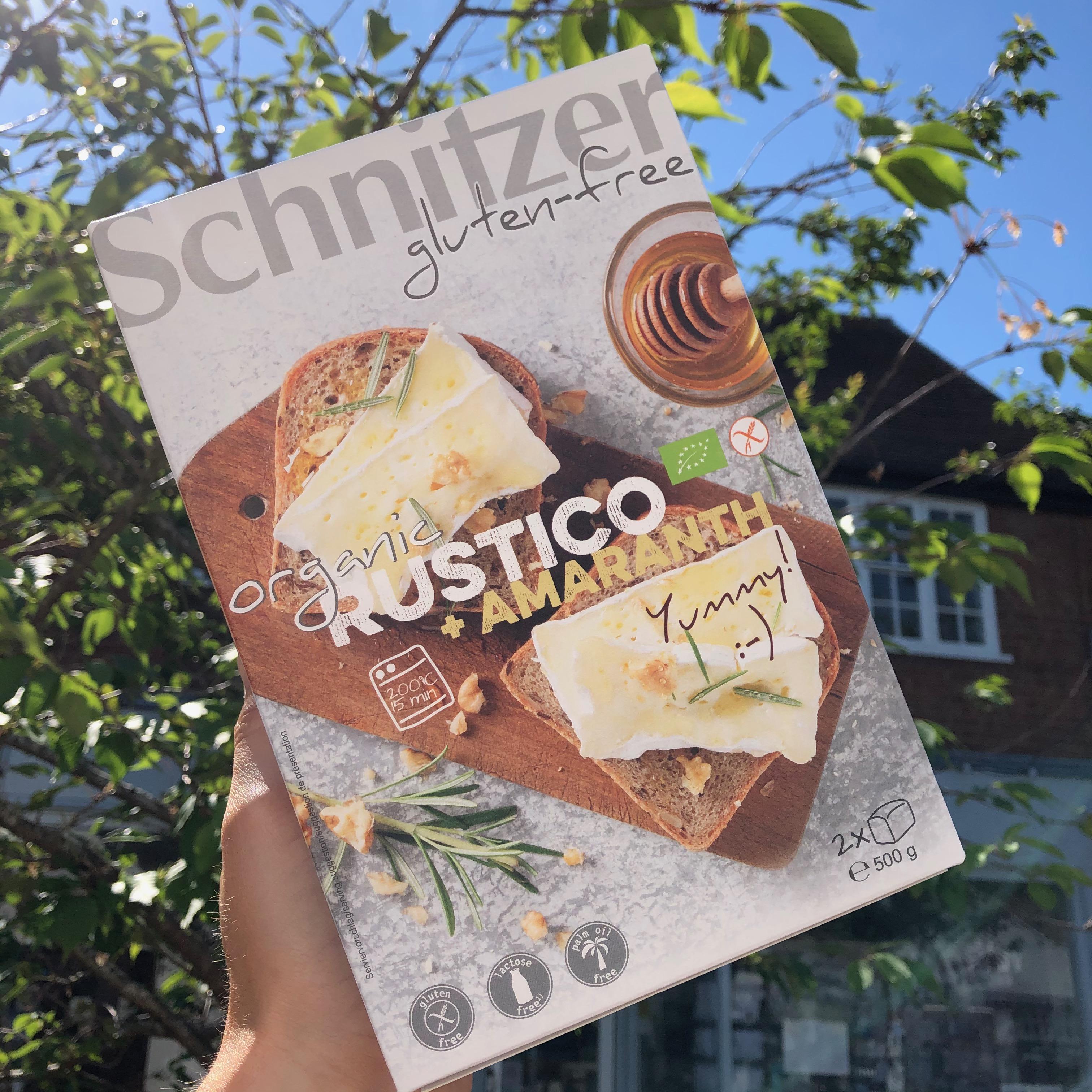 Rustico Gluten Free Amaranth Bread