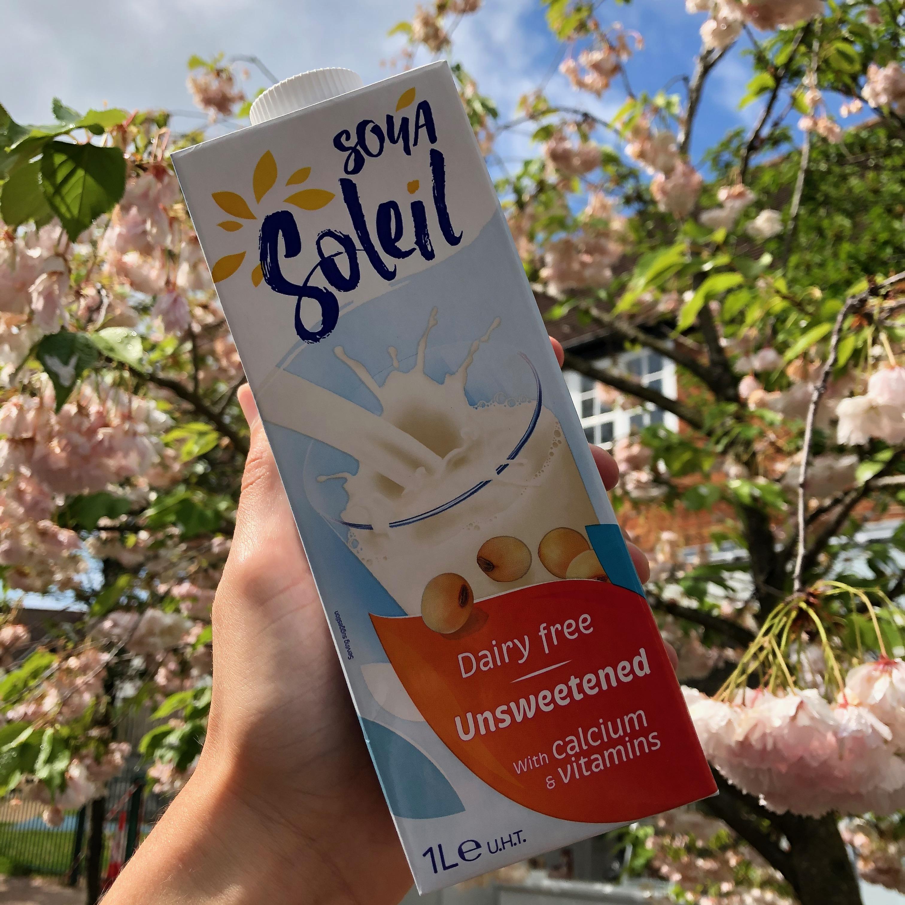 Soleil Soya Milk Unsweetened
