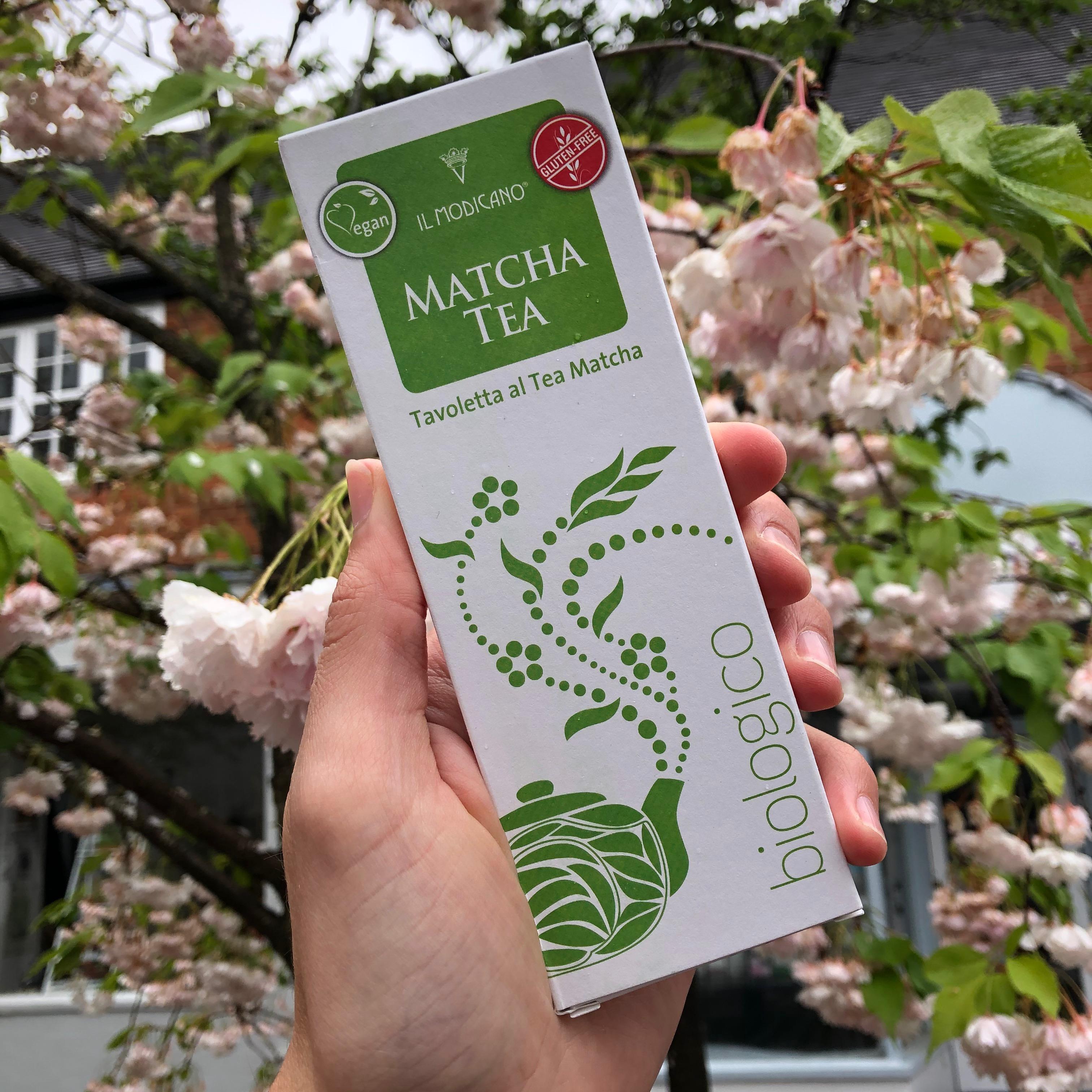 Il Modicano Alternative to White Chocolate Matcha Tea 60g