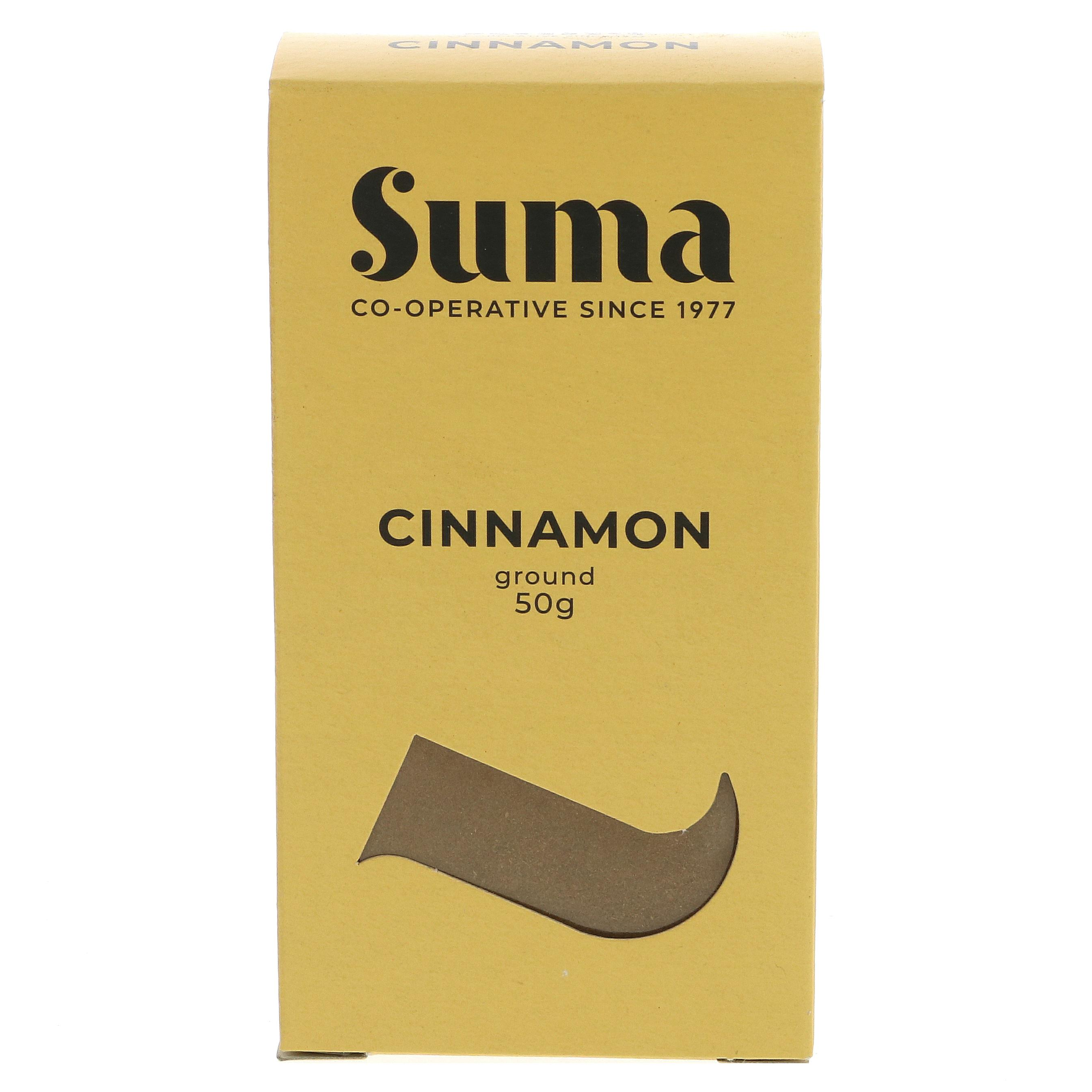 Cinnamon Ground (50g)