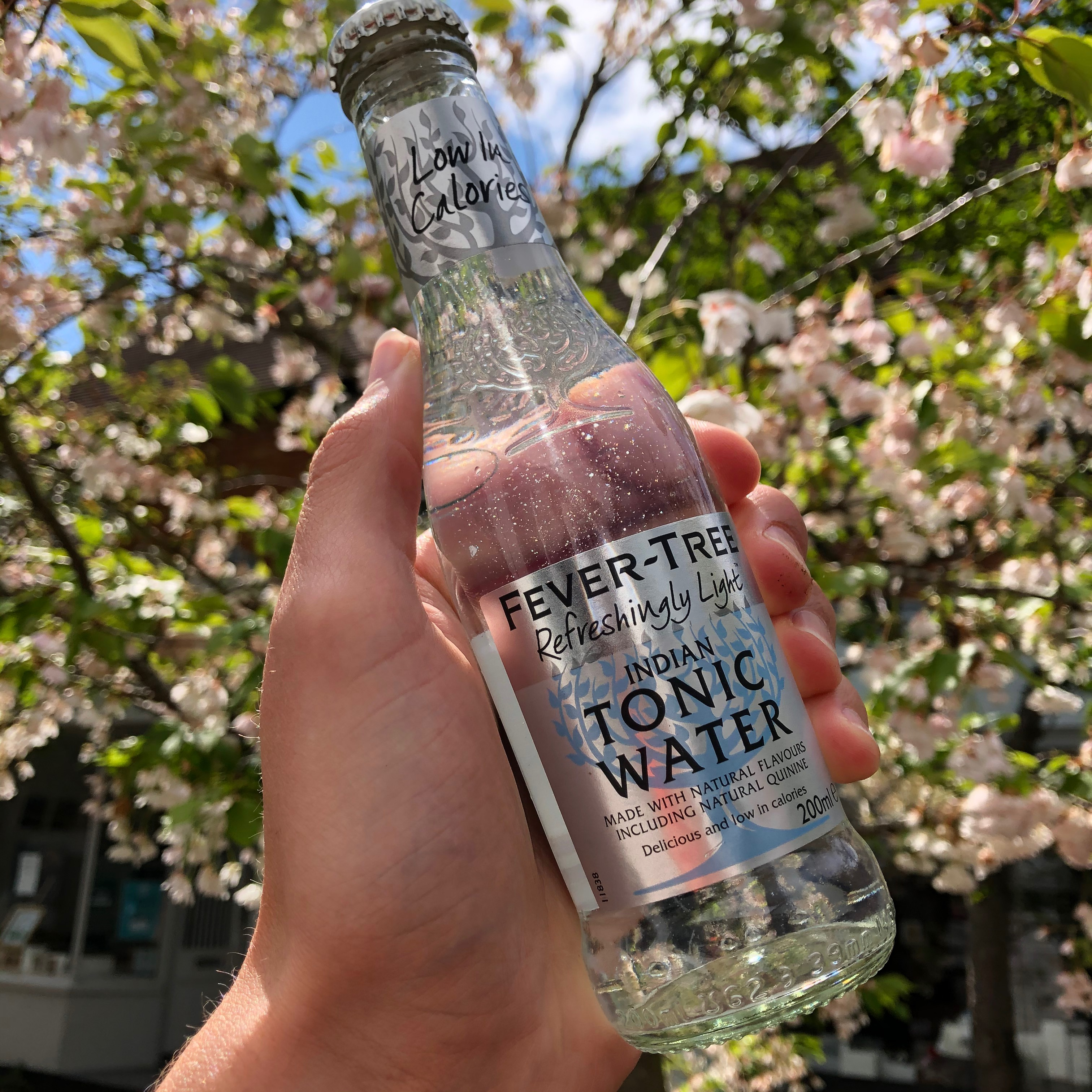 Fever Tree Light Tonic Water 200ml