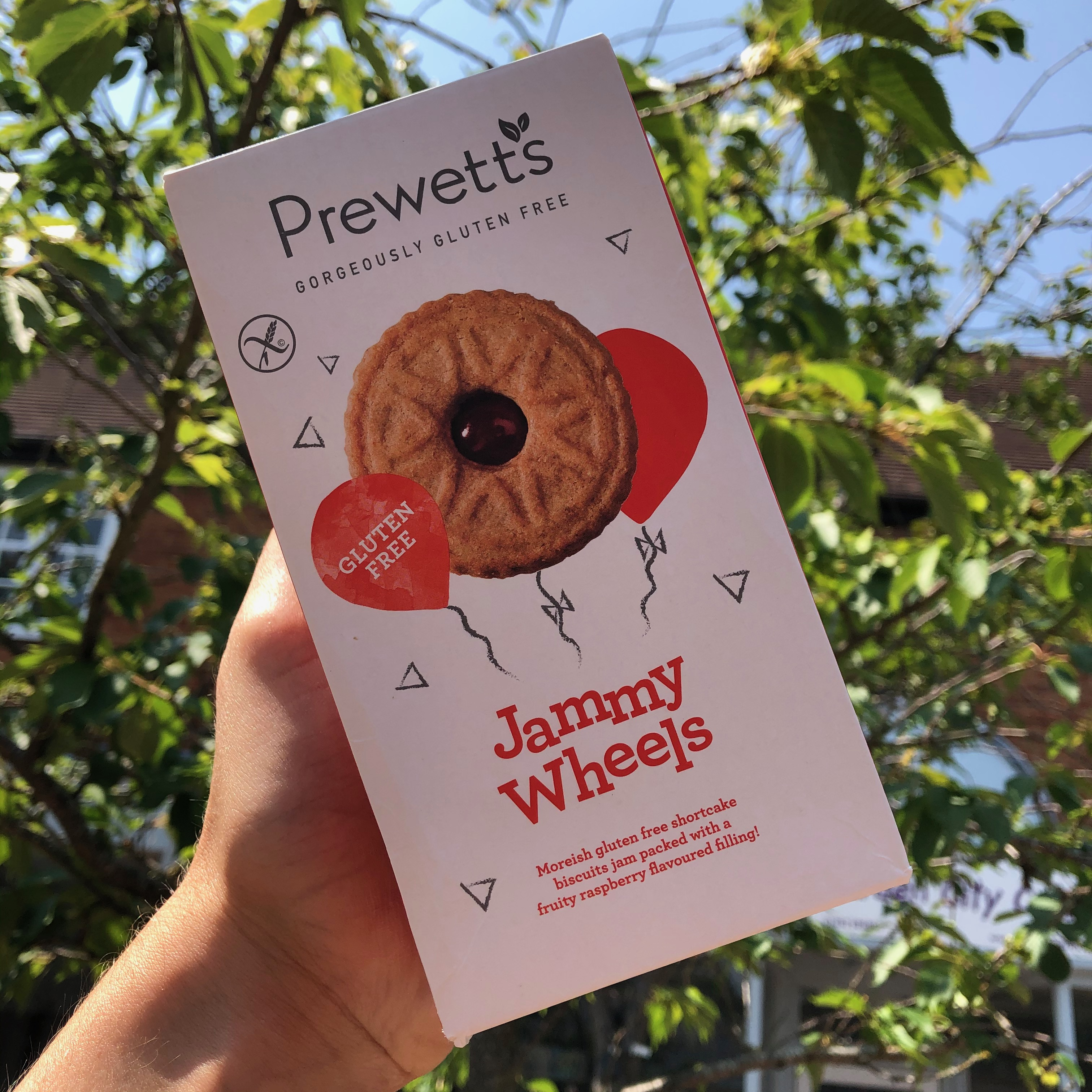 Prewett's Jammy Wheels GF