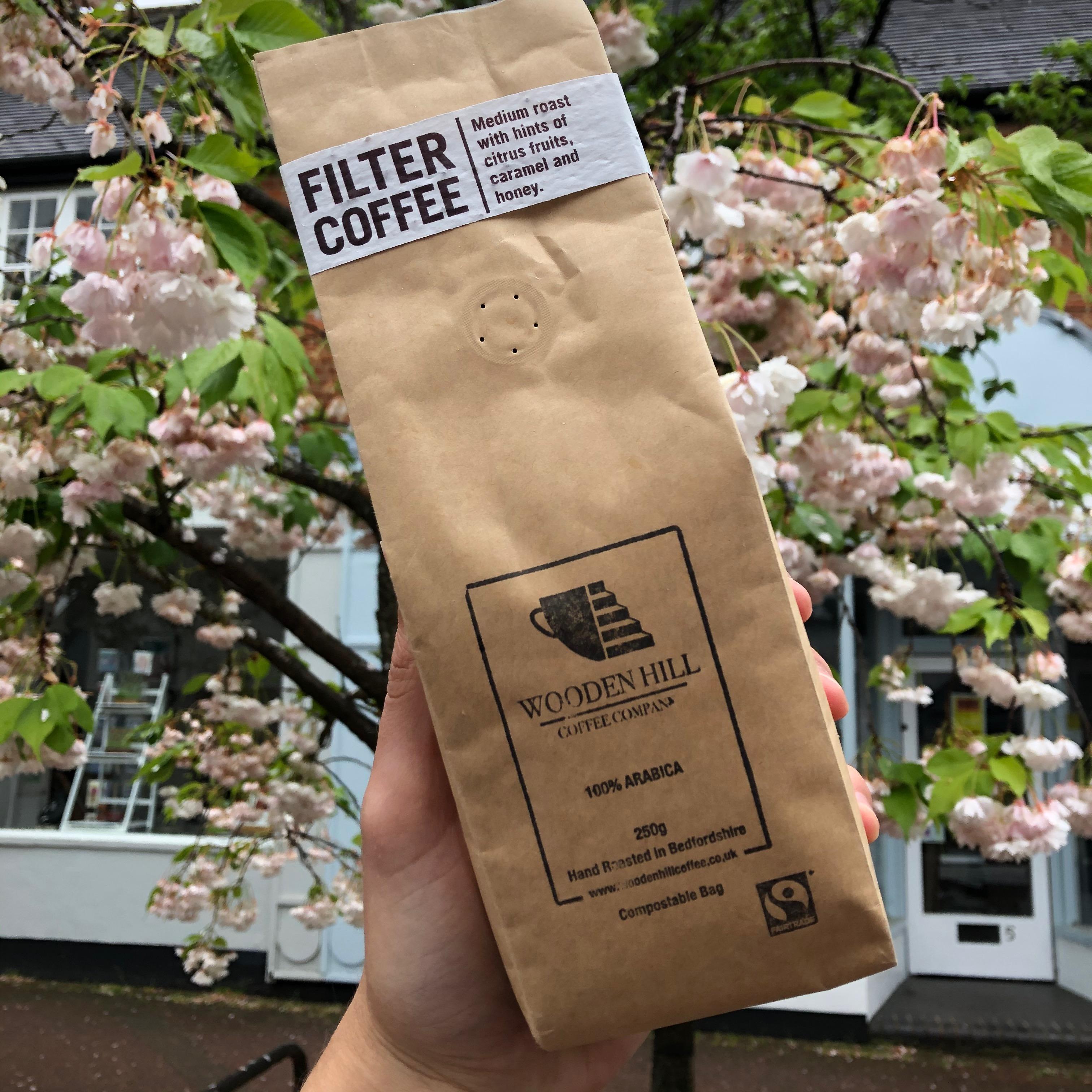 Wooden Hill Ground Coffee (250g)