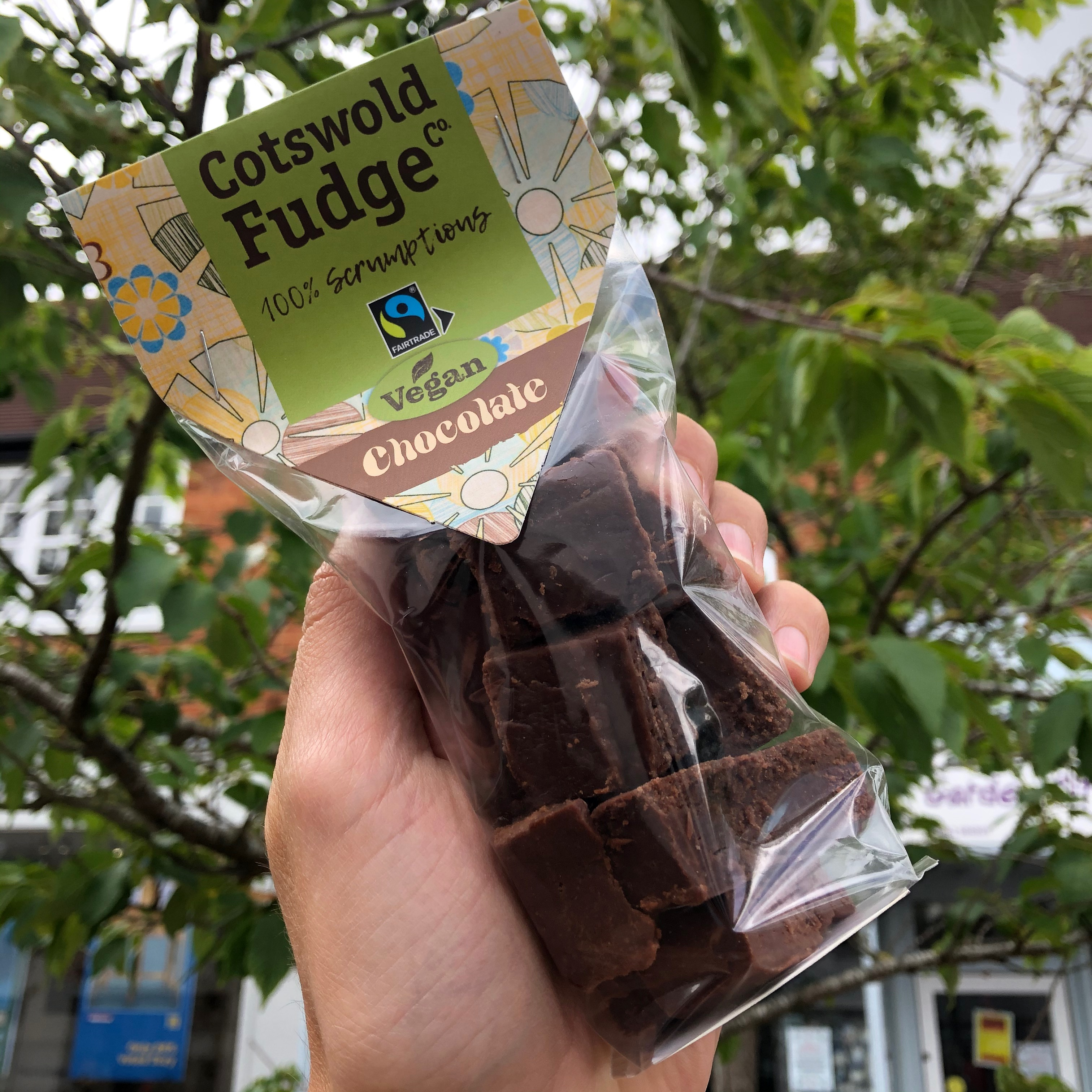 Cotswold Fudge Co - Vegan Chocolate Fudge