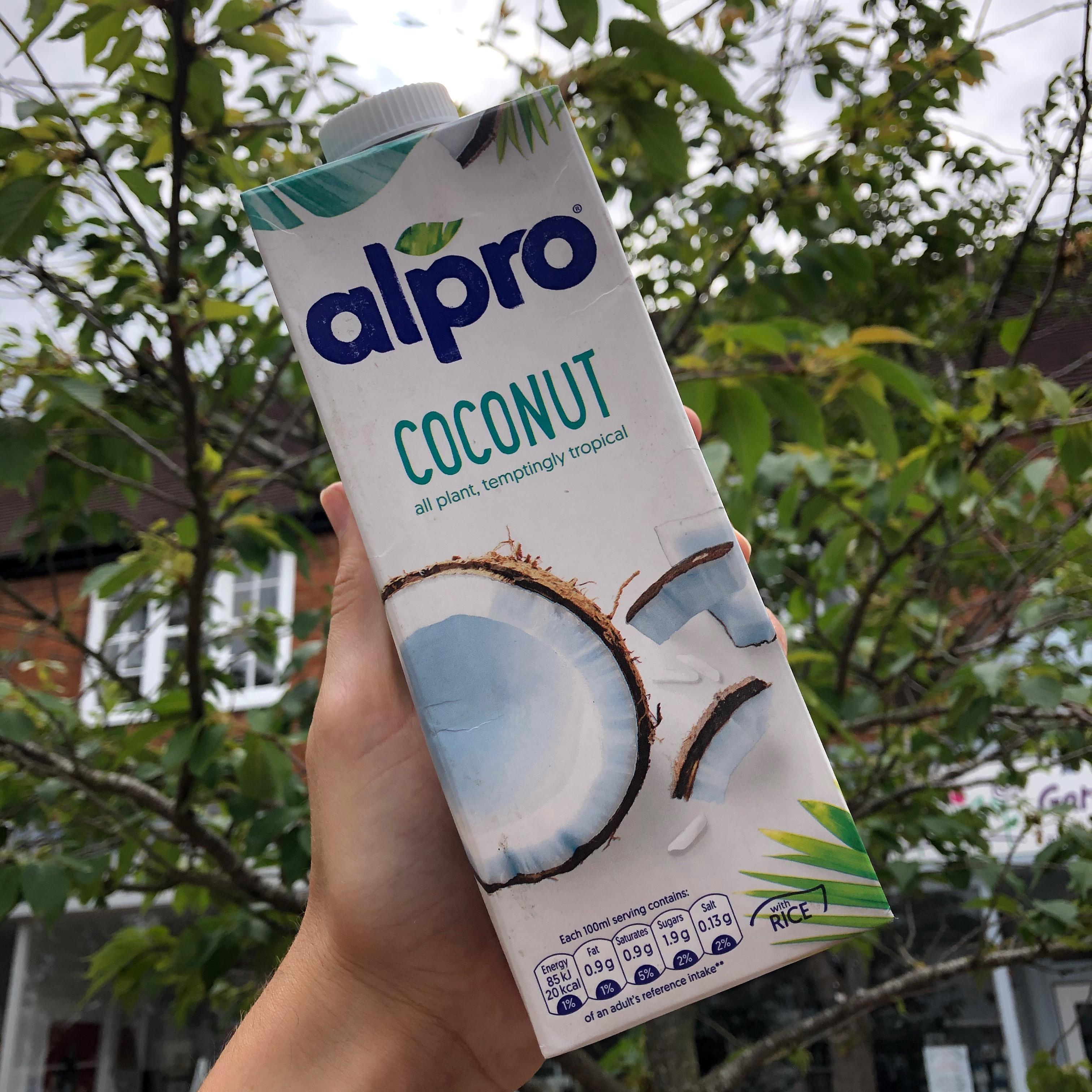 Alpro Coconut Milk