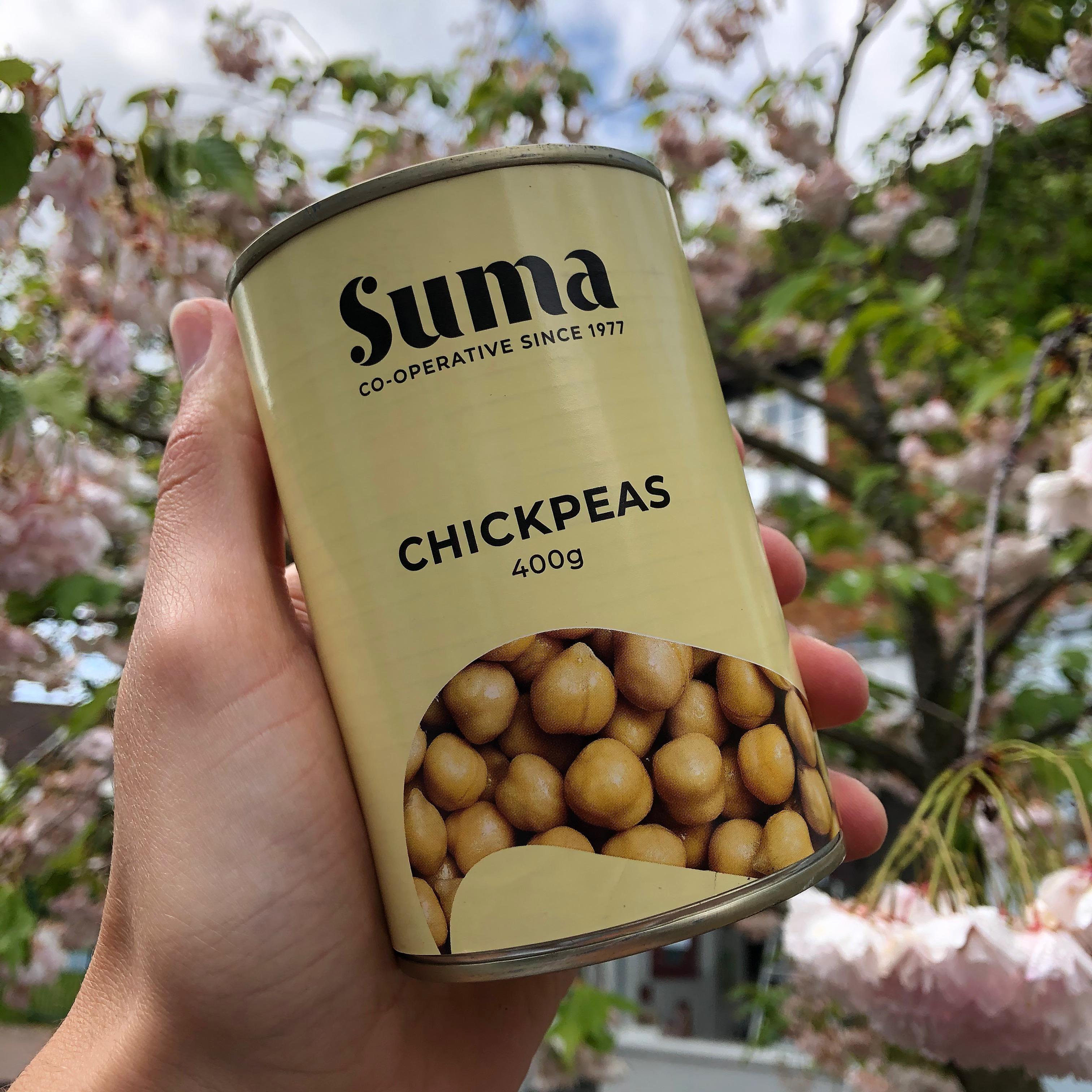 Suma Chickpeas 400g