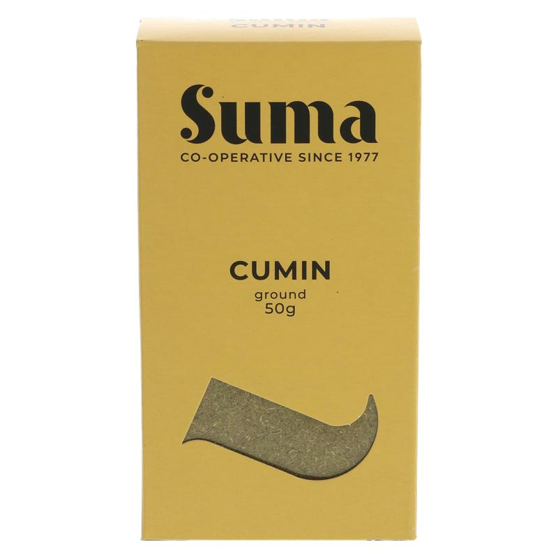 Cumin Ground (50g)